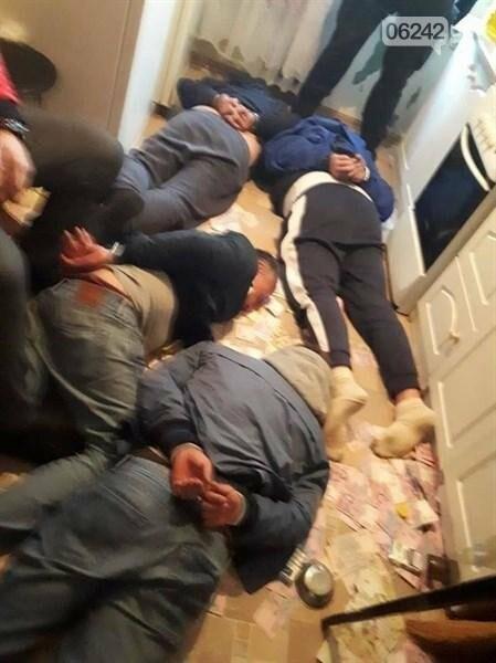 """Задержана банда из Горловки, грабившая автобусы с пассажирами, которые ехали на одесский """"7-й километр"""", фото-1"""