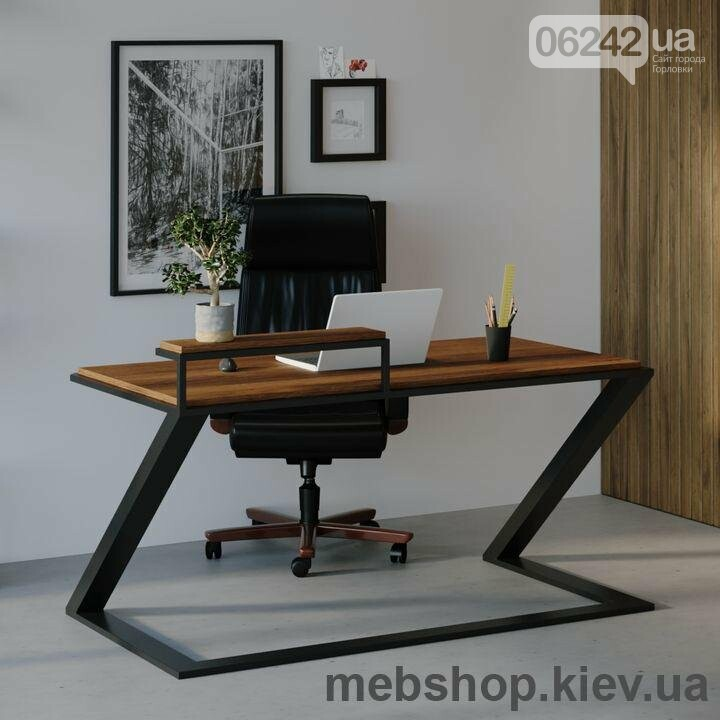 Мебель лофт в жилом интерьере, фото-1