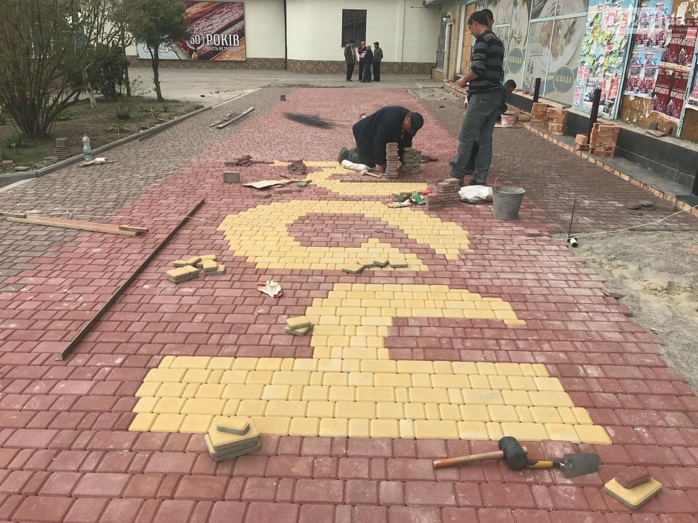 """Компания «Pavlov.ua»: тротуарная плитка """"под ключ"""", фото-7"""