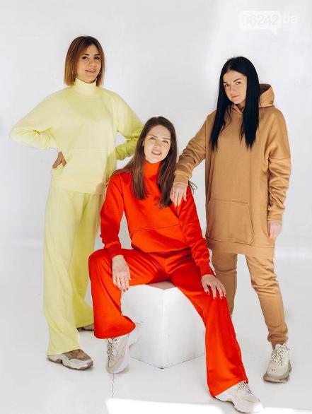 Легкие спортивные костюмы женские купить от Verve`s для прогулки, фото-2
