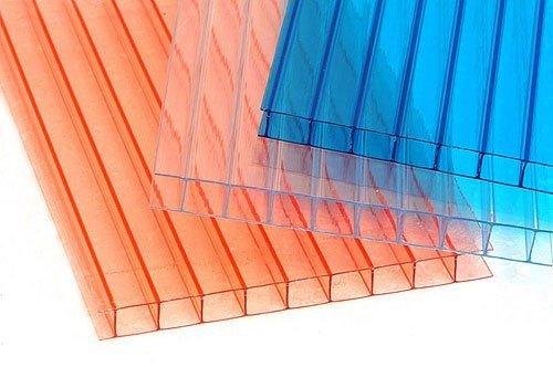 Поликарбонат различного цвета, фото-1